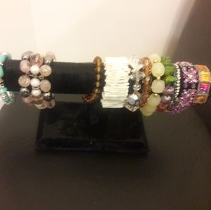 Pre owned stretch braclets